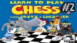 Let's Play: Learn to Play Chess with Fritz & Chesster for the PC: Part 2: Gameplay and Commentary