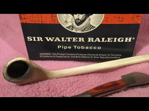 Review - Sir Walter Raleigh