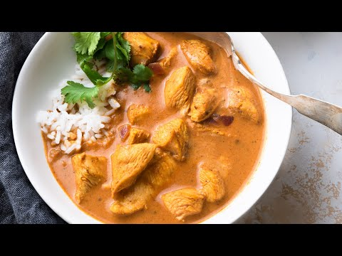 Chicken Tikka Masala Recipe (Dairy Free, Gluten Free, Paleo)