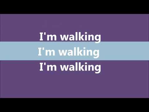 Mary Mary - Walking (Lyrics)