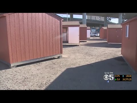 First Group Of Oakland Homeless Set To Move Into New 'Toughsheds'