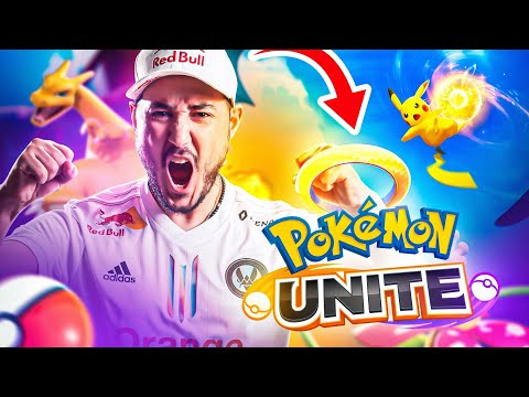 UN JOUR JE SERAI LE MEILLEUR DUNKEUR !! 🏀 (Pokémon Unite)