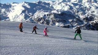 Где кататься начинающему горнолыжнику?(, 2014-02-04T07:19:38.000Z)
