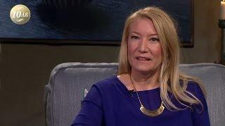 Ny bok om avundsjuka mellan systrar - Malou Efter tio (TV4)