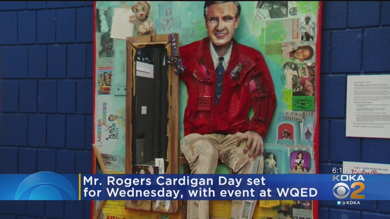 Many are celebrating World Kindness Day by wearing a cardigan