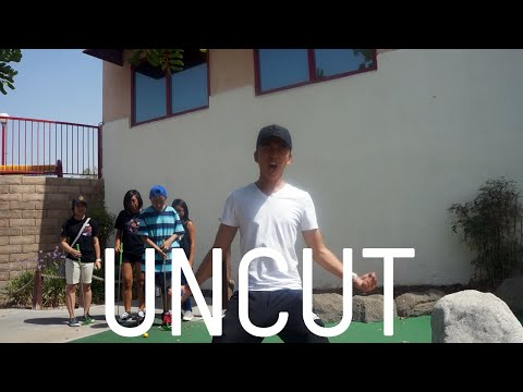 Vlog 208 UNCUT(Jenga, Mini Golf, Arcade Games, Carpool Karaoke, Leaving)