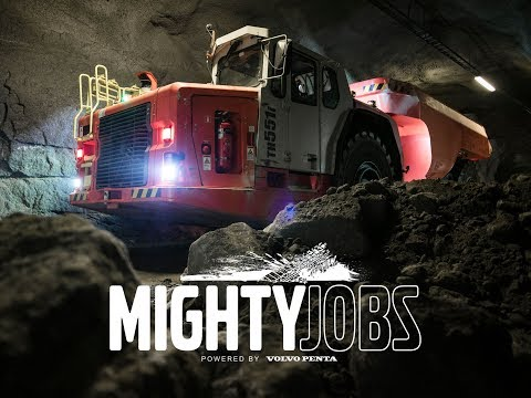 Volvo Penta - Mighty Jobs - Explainer