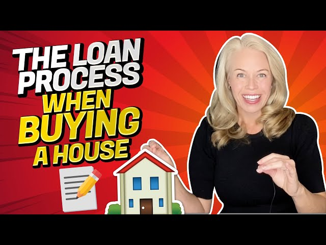 Here's The Loan Process When Buying a Home In 2021: Home Buying 101 With a Mortgage Lender 🏡