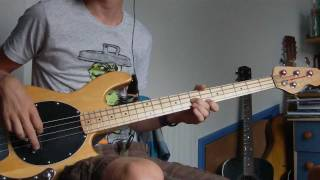Bob Marley & The Wailers - Is This Love [Bass Cover]