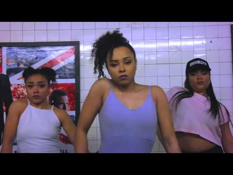 Be Right There By Diplo & Sleepy Tom Choreographed By Tyra Bell