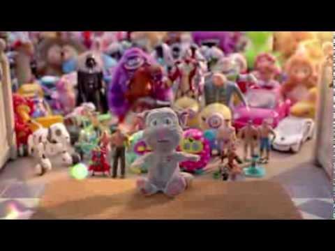 Talking Tom In Smyths Toys Commercial