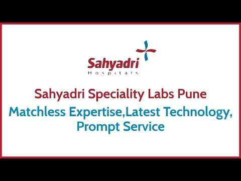 Sahyadri Speciality Labs Pune