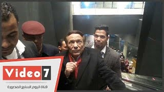 عادل إمام وأحمد سعد ونجوم الفن فى العرض الخاص لفيلم مولانا