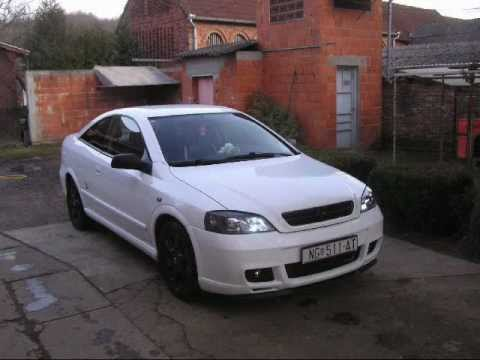 opel astra coupe bertone white youtube. Black Bedroom Furniture Sets. Home Design Ideas