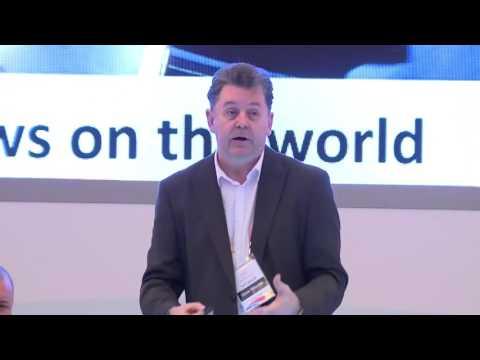 [GLOBAL LEADERS FORUM 2016] Session 3 - Steve Wheeler [ENG]