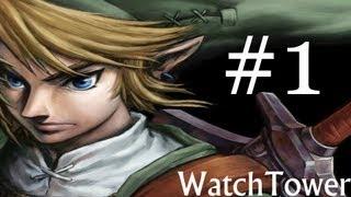 The Legend Of Zelda: Twilight Princess - Walkthrough - Part 1 (Wii)