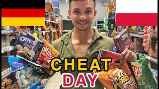 CHEATDAY in Deutschland vs. CHEATDAY in Polen