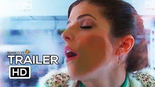 NOELLE Official Trailer (2019) Anna Kendrick, Bill Hader Disney Movie HD