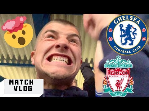 CHELSEA 1-2 LIVERPOOL MATCH VLOG || We Didn't Deserve to LOSE