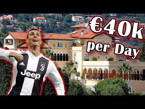 Messi Ronaldo Vs Aliens