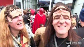 Klingonischer SexShop oder SpaceBay ? Speed Interview Scifi Treffen Speyer 2015 ConReporter