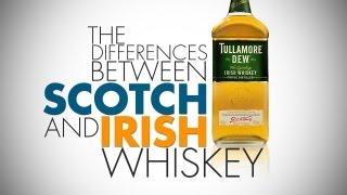 Scotch VS Irish Whiskey: What