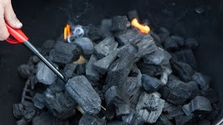 How to start your grill - How to light your charcoal