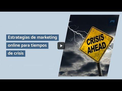 Estrategias de marketing online para tiempos de crisis