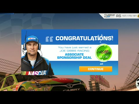 Real Racing 3 Kyle Busch's Champion Cup 11a NASCAR @ Indianapolis Motor Speedway (PR 50.0)
