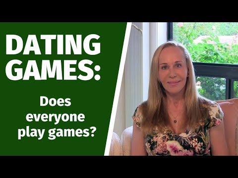 Dating Games: Does Everyone Play 'games?' — Susan Winter