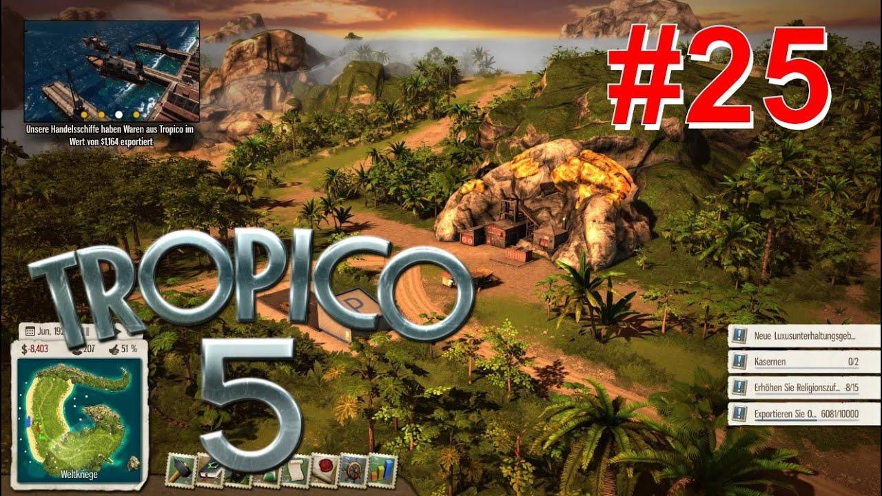 Tropico 5 Deutsch Umstellen : tropico 5 25 bonit tsstufe und kl gliches scheitern pc hd deutsch youtube ~ Bigdaddyawards.com Haus und Dekorationen
