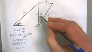 2 7 Solving Problems Involving More Than One Right Triangle