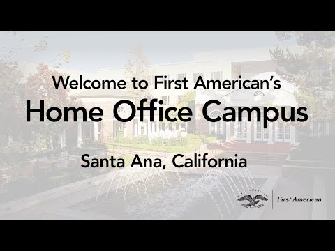 First American's Home Office Campus