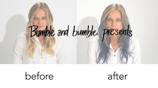 How to Get Neo Ombre Hair using Bumble and bumble Bb. Color Sticks | Sephora