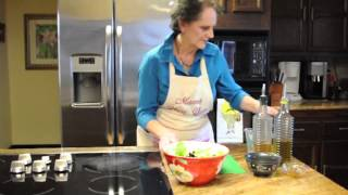 Mama Yum Yum's Kitchen Episode 10: Avocado And Grapefruit Salad