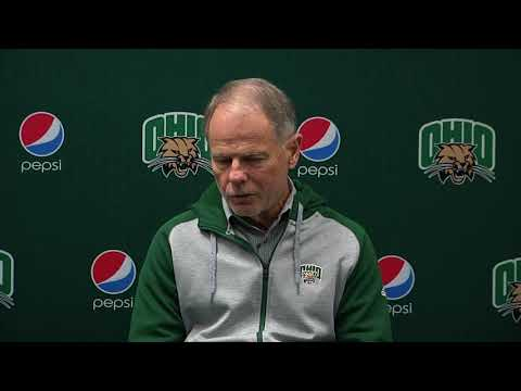 Ohio Football 2017: Frank Solich Press Conference 11/10