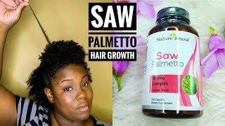 Saw Palmetto? Hair Growth? PCOS? | Nelly B.