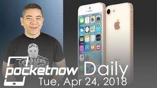 iPhone SE 2 design changes, Samsung Galaxy X displays & more - Pocketnow Daily