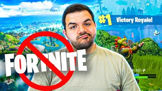 Why I quit Fortnite...
