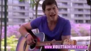 "VIoletta ""Yo Soy Así"" Diego Dominguez 2013"