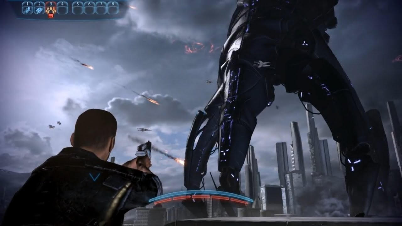 Download Mass Effect 3 - The fall of Earth (Full Intro)