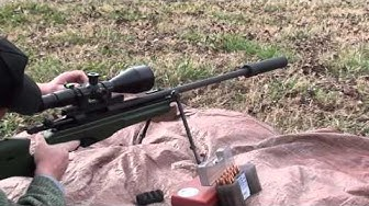 Sako TRG-42 .338 Lapua Magnum Rifle with Hensoldt 6-24x72mm
