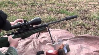 Sako TRG-42 .338 Lapua Magnum Rifle with Hensoldt 6-24x72mm