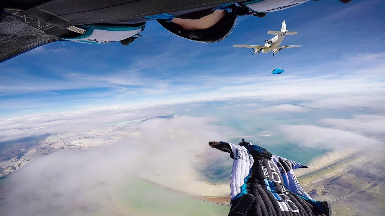 GoPro: Human Fly By Stunt with Marshall Miller
