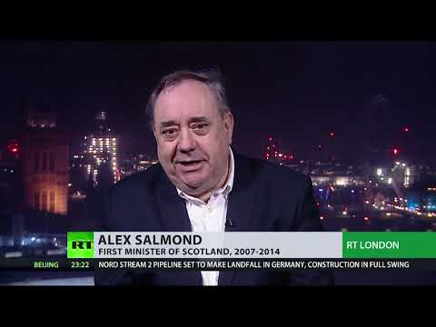 "Alex Salmond: ""We're having a Palace revolution"""