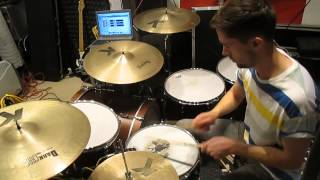 Скачать The National Brainy Drum Cover
