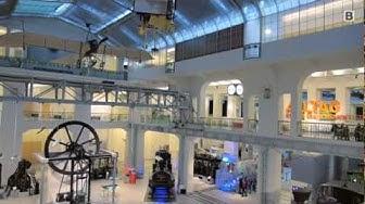 Technisches Museum Wien: Zu Besuch bei Robotern