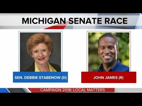 Michigan Senate candidates face off in debates before midterms