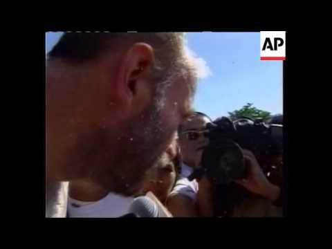 PHILIPPINES:  GERMAN HOSTAGE RELEASED