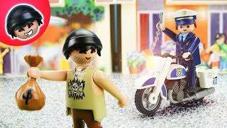 Tonis 1000. Einsatz! Playmobil Polizei Film - KARLCHEN KNACK #204
